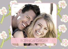 Fotobuch Liebe mit Botanical Garden