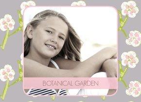 Fotobuch Botanical Garden für Mädchen