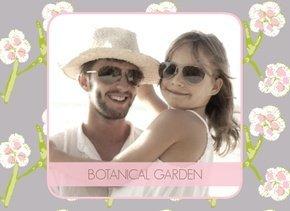 Fotobuch Urlaub Botanical Garden