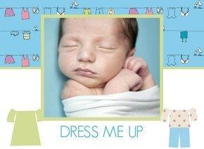 Für Babys mit Dress me up