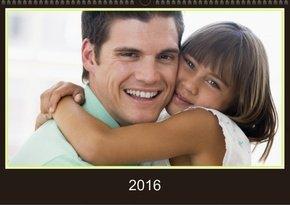 Fotokalender Braun 1