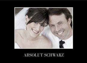 Fotobuch Schwarz 1