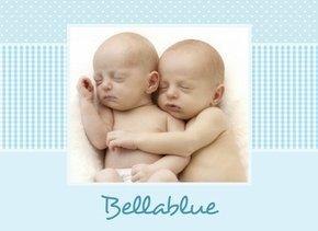 Fotobuch Bellablue