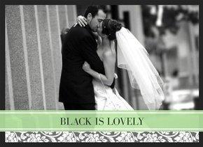 Klassisches Fotobuch Black is Lovely