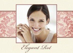 Fotobuch Elegant Rot