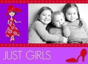 Fotobuch Just Girls