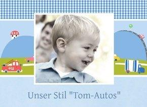 Fotobuch Tom Autos