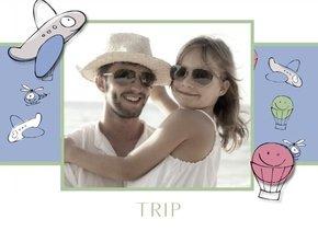 Fotobuch Trip