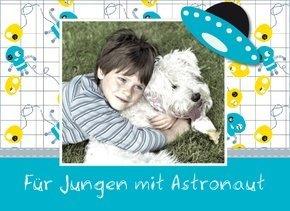 Fotobuch Jungen Astronaut