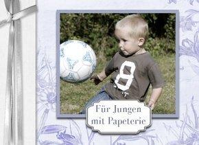 Fotobuch für Jungen Papeterie