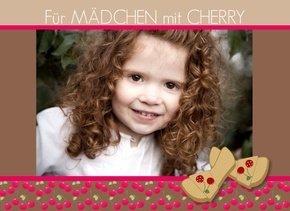 Fotobuch Mädchen Cherry