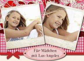 Fotobuch Mädchen Los Angeles
