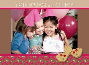 Fotobuch Geburtstag Cherry