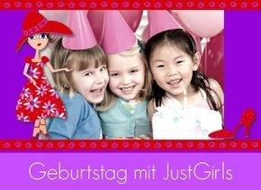 Fotobuch Geburtstag Just Girls
