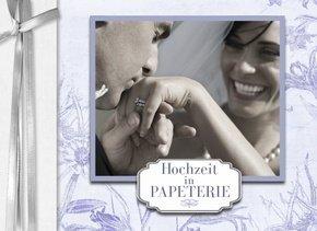 Fotobuch zur Hochzeit Papeterie
