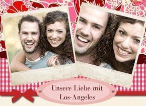 Fotobuch unsere Liebe Los Angeles