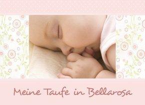 Fotobuch zur Taufe Bellarosa
