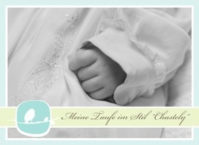 Fotobuch zur Taufe Chastely