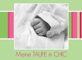 Fotobuch zur Taufe Chic