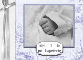 Fotobuch zur Taufe Papeterie
