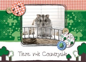 Fotobuch Tiere Countryside