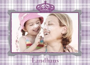 Fotobuch Urlaub Landhaus