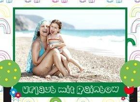 Fotobuch Urlaub Rainbow