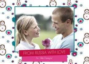 Fotobuch From Russia with Love