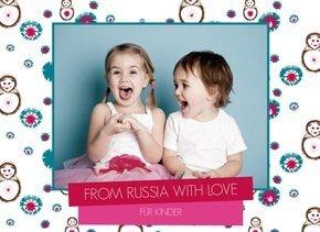 Fotobuch Für Kinder From Russia With Love