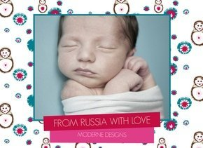 Fotobuch Moderne Designs From Russia with Love