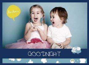Fotobuch für Kinder Goodnight