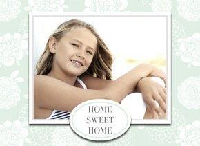 Fotobuch Home Sweet Home für Mädchen