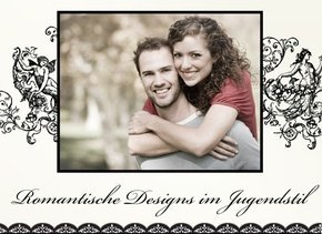 Fotobuch Romantische Designs Jugendstil
