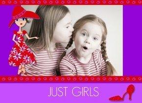 Fotobuch verspielte Designs Just Girls