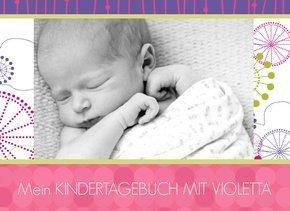 Fotobuch als Kindertagebuch Violetta
