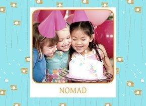 Geburtstag mit Nomad
