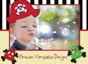 Fotobuch Verspielte Designs Piraten