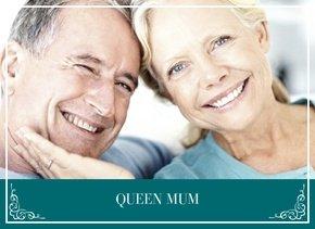 Fotobuch Queen Mum Türkis 3