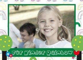 Fotobuch für Kinder Rainbow