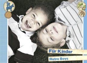 Fotobuch für Kinder RetroBoys