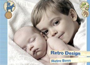 Fotobuch Retro Designs mit RetroBoys