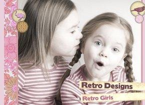 Fotobuch Retro Designs mit RetroGirls