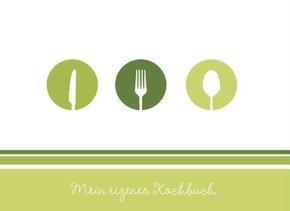 Kochbuch cutlery