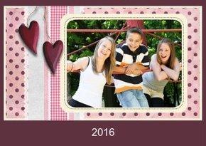 Fotokalender Love Love Love 1