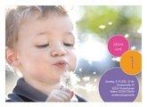Einladung Kindergeburtstag Pink Bubbles