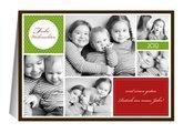 Weihnachtskarte Merry Christmas 2