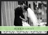 Fotobuch zur Hochzeit Black is lovely