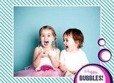 Fotobuch für Kinder Bubbles