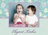 Fotobuch Romantische Designs Elegant Türkis