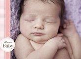 Klassisches Fotobuch Baby Girl